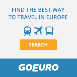 Find the best way to travel in Europe