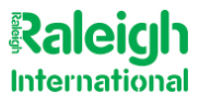 Raleigh International Nepal Expediation 2016