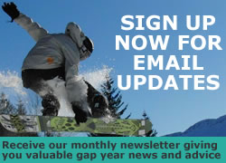 Gapwork.com Monthly Newsletter Sign-Up